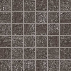 Mercury Anthracite Mosaics SAMPLE - free